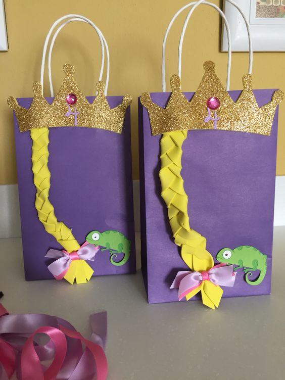 Dulceros para fiestas de princesas Disney