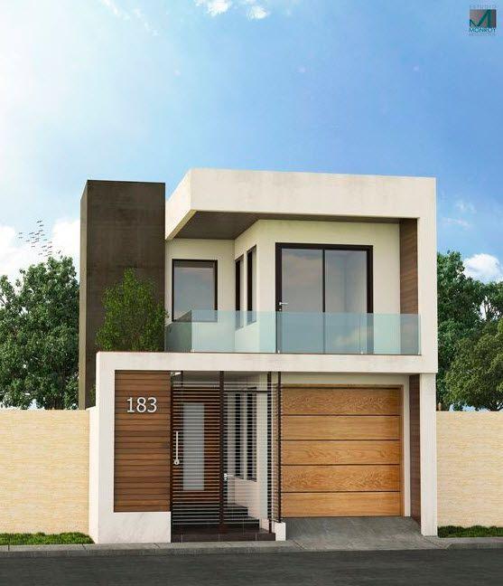 fachadas de casas de dos pisos (1)