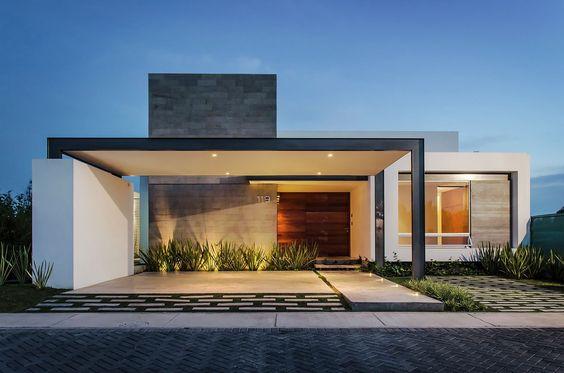 fachadas de casas deun piso (4)