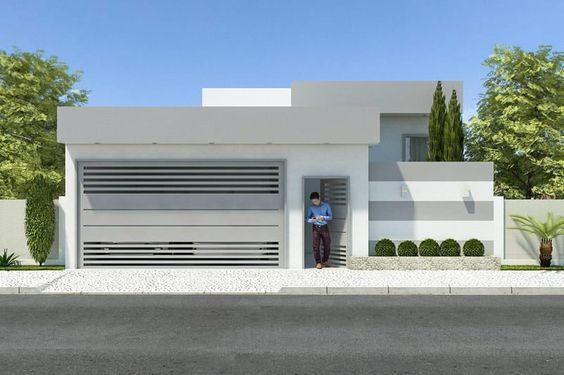 fachadas de casas pequenas modernas (3)