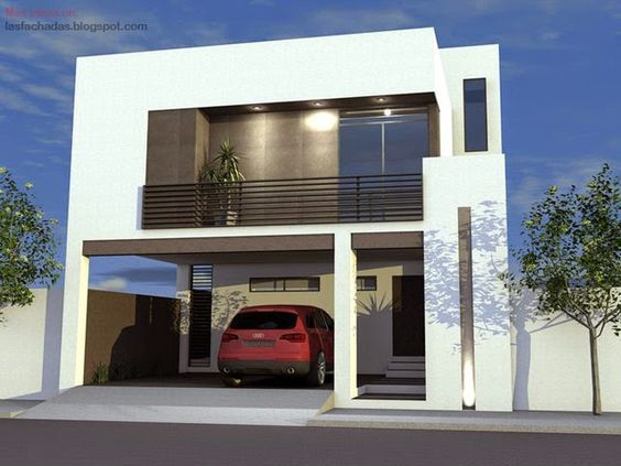 fachadas de casas sencillas (2)