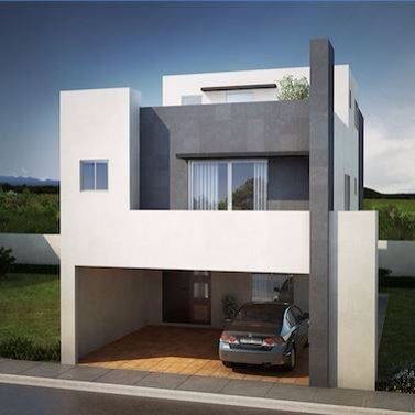 fachadas de casas sencillas (3)