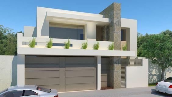 Fachadas de viviendas curso de organizacion del hogar y for Fachadas de viviendas