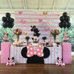 Fiestas de Minnie Mouse