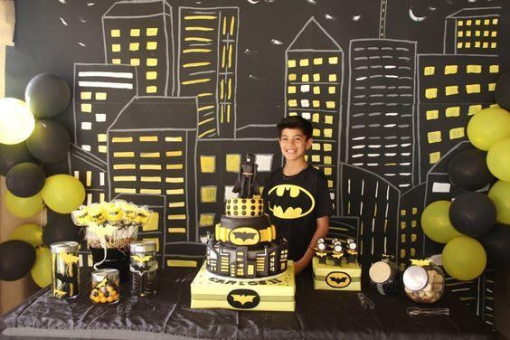 fiestas infantiles de batman (1)