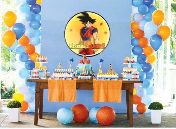 fiestas infantiles de goku (2)