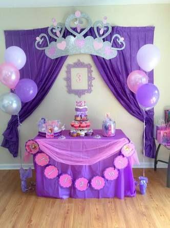 ideas para fiesta de princesita sofia (7)
