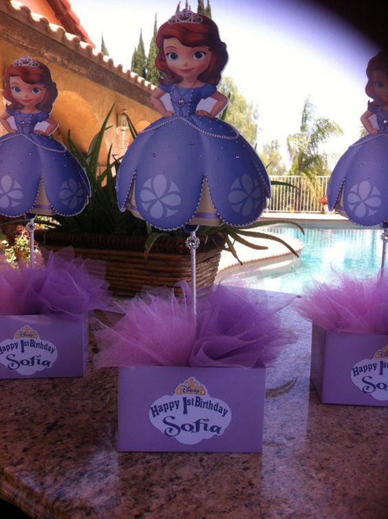 ideas para fiesta de princesita sofia (9)