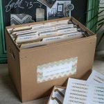 Ideas para organizar archivos oficina