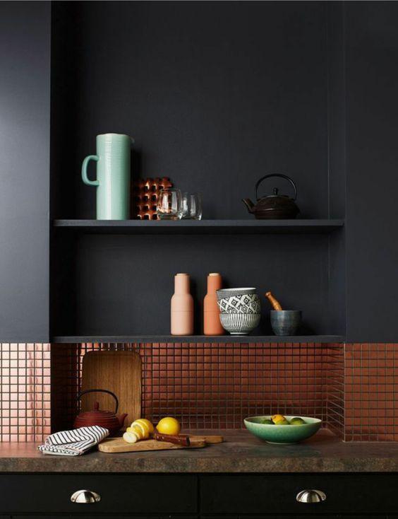 Ideas de decoraci n y como renovar la cocina - Pintar azulejos de cocina ideas ...