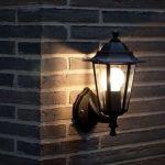 lamparas para exteriores de pared