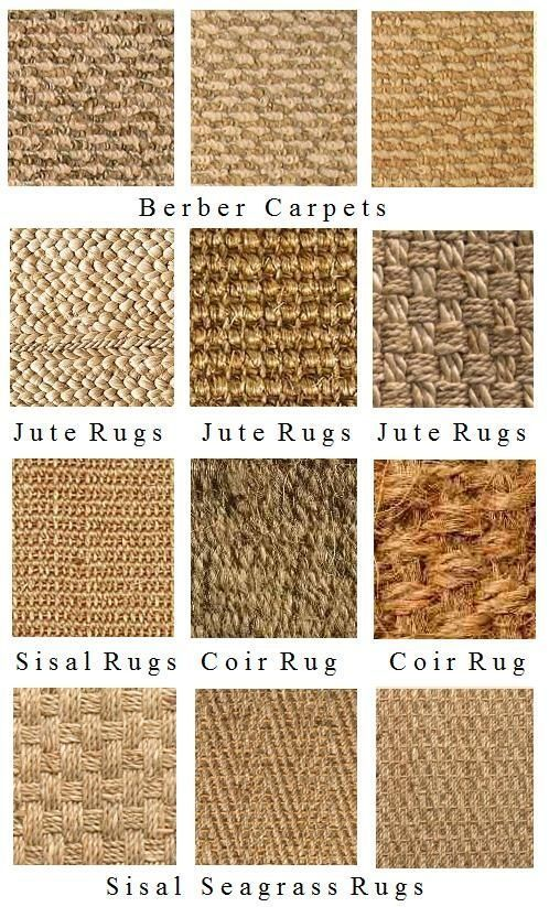 Materiales y texturas naturales