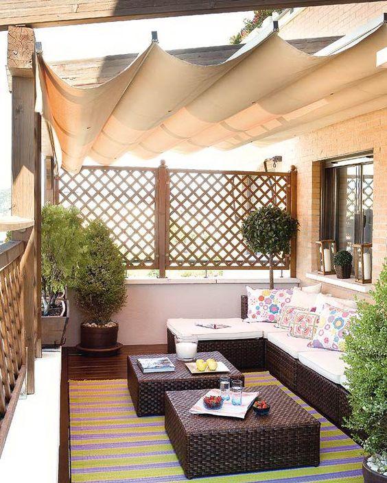 muebles modernos para exteriores