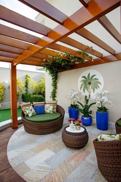 muebles modernos para exteriores (3)