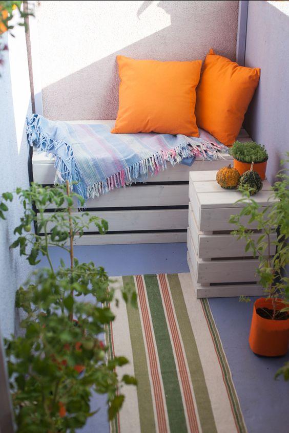 Decoracion de exteriores fachadas colores y m s for Muebles de exterior baratos