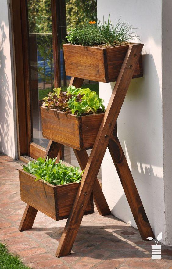 Decoracion de exteriores fachadas colores y m s - Muebles para exteriores ...