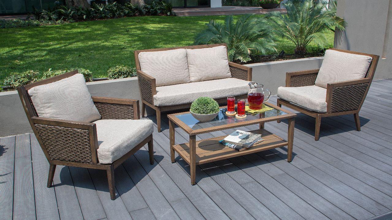 Muebles para jardin home depot curso de organizacion del - Mubles de jardin ...