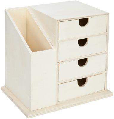 Muebles para organizar una oficina