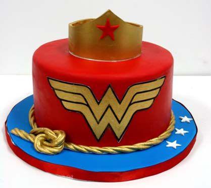 pasteles de la mujer maravilla (1)