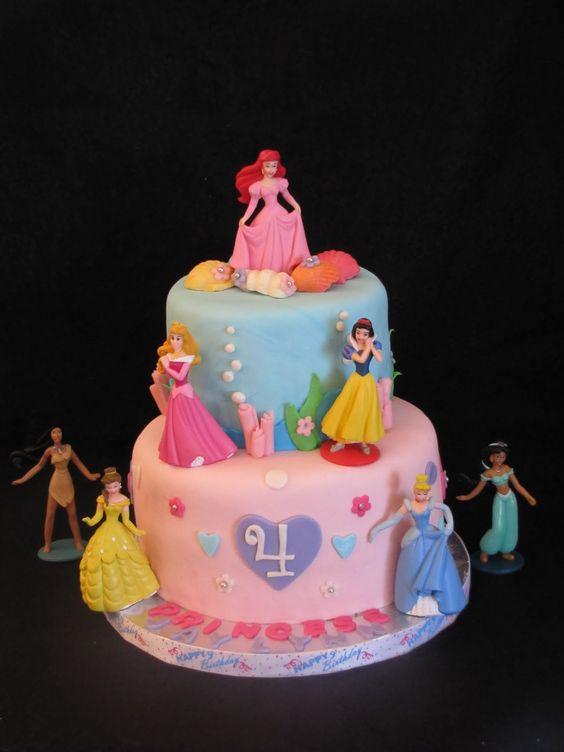 pasteles de princesas (2)