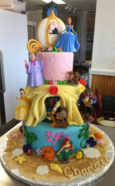 pasteles de princesas (3)