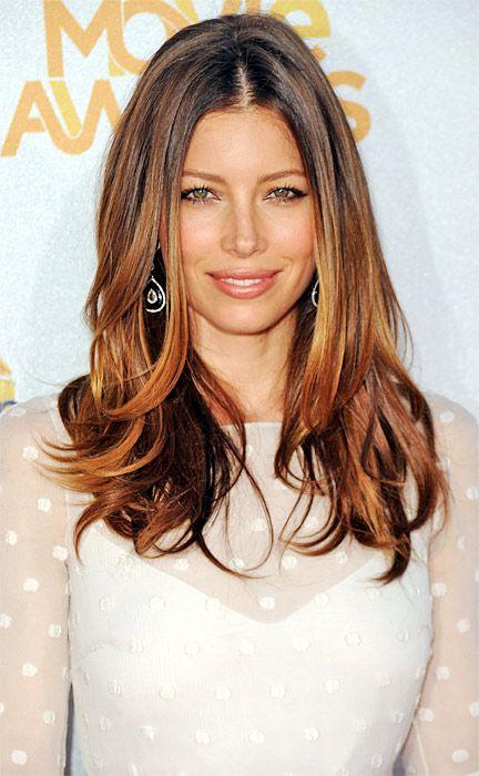 peinados faciles para mujeres de 40 en capas largas (3)