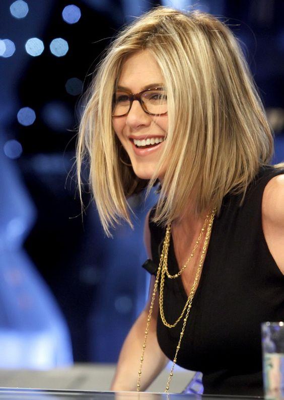 peinados faciles para mujeres de 40 en long bob (1)