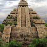 piramides de chichen itza en yucatan
