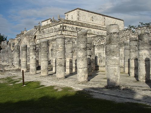 piramides de chichen itza en yucatan (3)