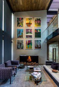 salas modernas con chimenea (3)