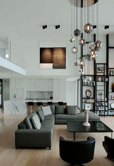 salas modernas grandes