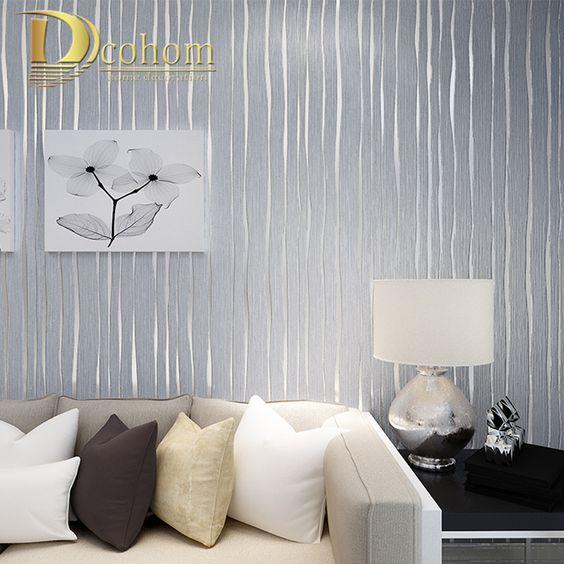 Papel tapiz para salas modernas