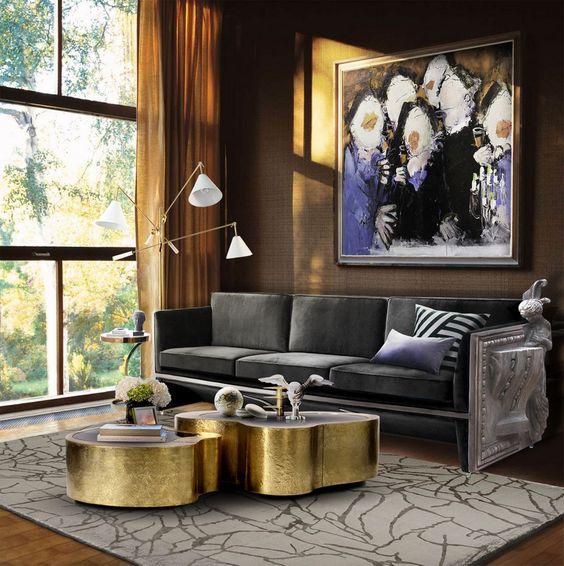 tendencia en decoracion de salas modernas 2018 (2)