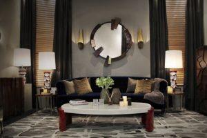 tendencia en decoracion de salas modernas 2018