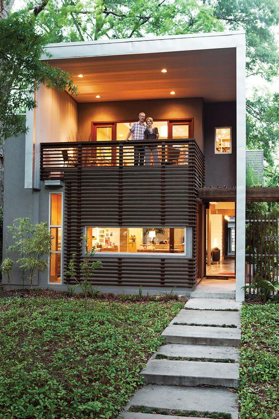 Diseños de terrazas modernas