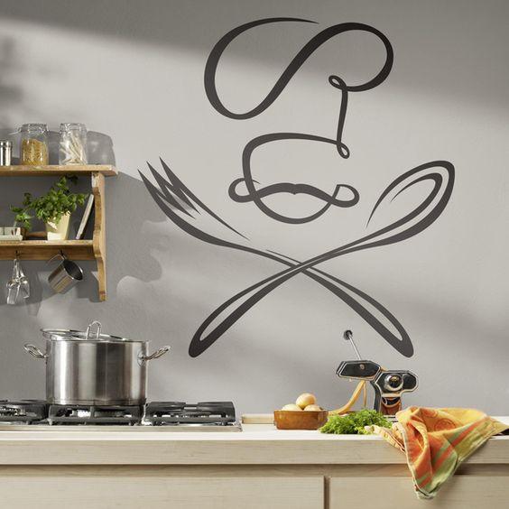 vinilos para decorar la cocina (2)