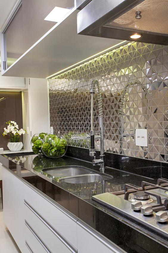 Ideas de decoraci n y como renovar la cocina for Vinilos para azulejos de cocina