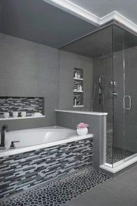 Baños modernos 2017