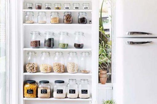 ¿Cómo organizar la despensa de la cocina?