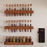 Como organizar las especias en la cocina