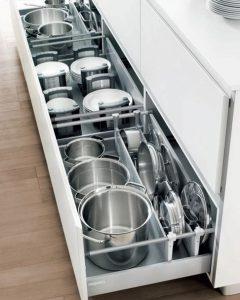 como organizar las ollas en la cocina (1)