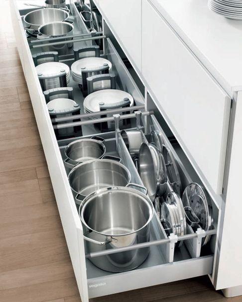 Como organizar la cocina tips de organizaci n para la cocina - Utensilios de cocina ikea ...