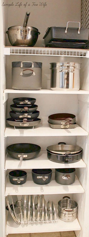 como organizar las ollas en la cocina (4)