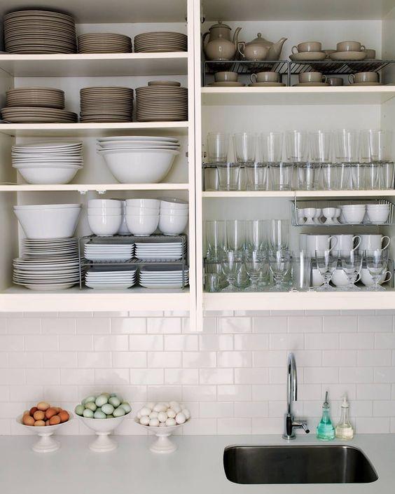 como organizar los trastes de la cocina (1)