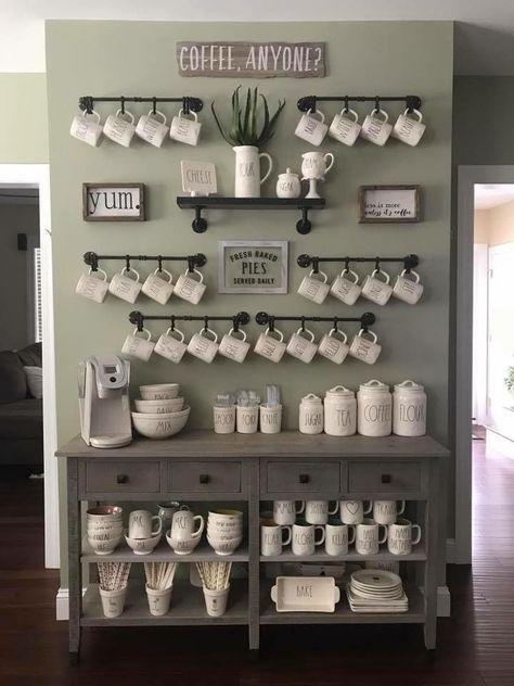como organizar los vasos en la cocina (1)