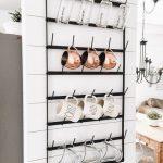 Como organizar los vasos en la cocina