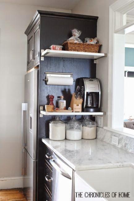 ¿Cómo organizar una cocina pequeña y sencilla?