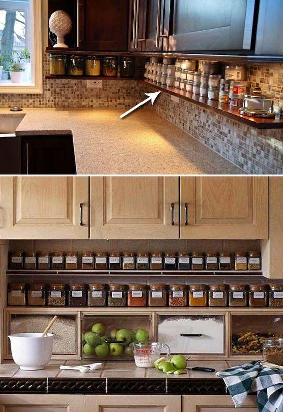 Como organizar la cocina tips de organizaci n para la cocina for Cocina rapida y sencilla