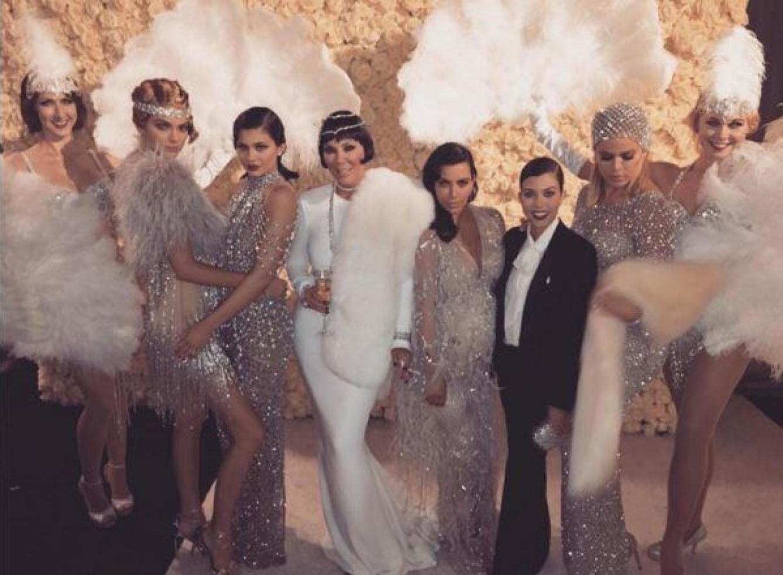 Fiesta tematica great gatsby para mujeres