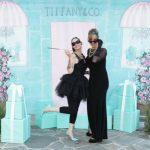 Fiesta tiffany & co para mujeres